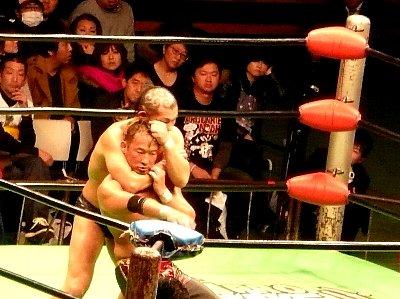 鈴木vs丸藤
