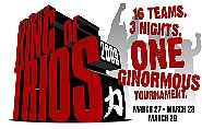 CHIKARA Fans ≫ King of Trios 2009 Information Station
