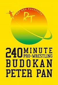 DDT日本武道館大会ロゴ