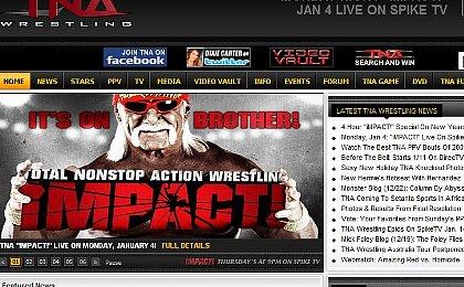 Total Nonstop Action Wrestling On Spike TV!